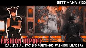 Fashion Report - Settimana 130