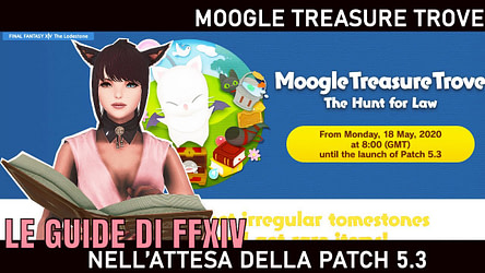 Moogle Treasure Trove the Hunt for Law