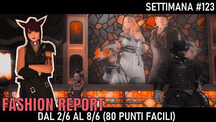 Fashion Report - Settimana 123