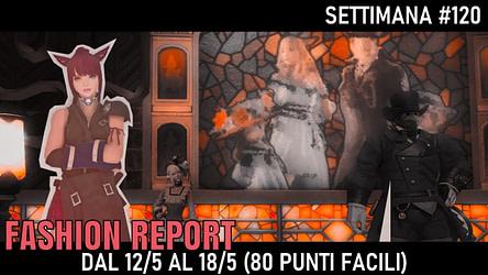 Fashion Report - Settimana 120