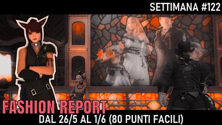 Fashion Report - Settimana 122