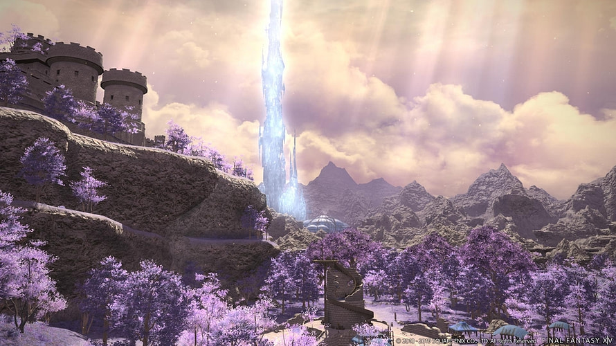 Shadowbringers – Aether Currents
